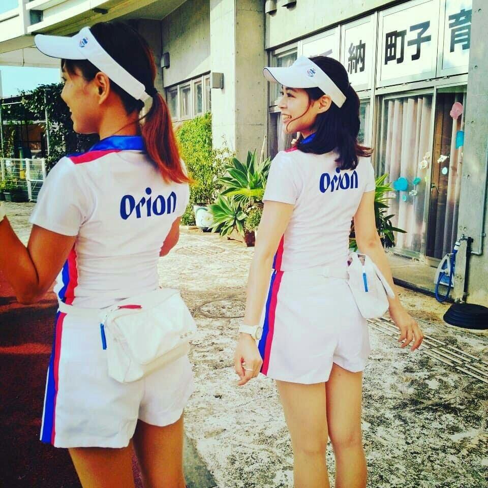 18オリオンキャンペーンガール Yu Duri 沖縄 オーダーメイド ウェディングドレス